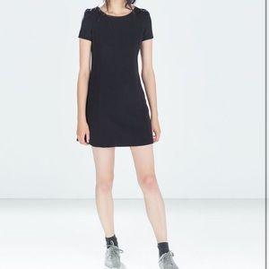 Zara Mini Shift Dress